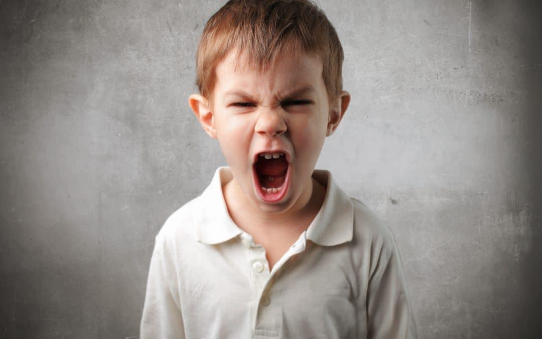 Sophrologie : Mon enfant fait des colères
